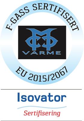 Isovator-sertifisering-cmc-varme